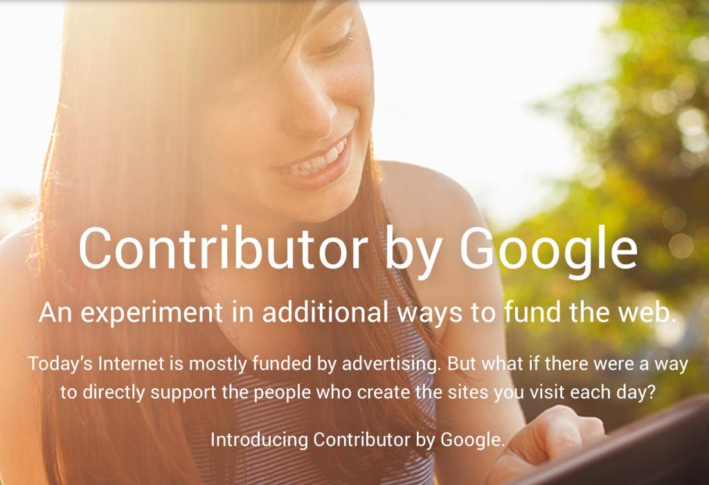 Google Contributor