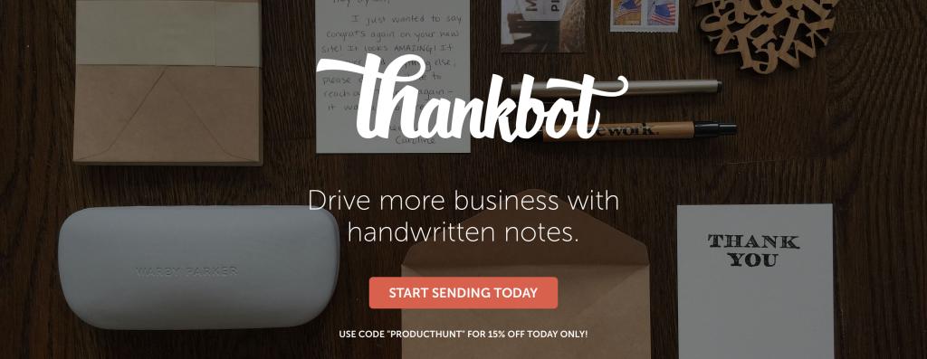 Thankbot